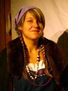 Friõrikka Halfdandottir