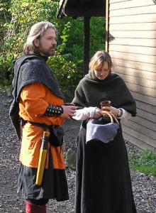 Aerie Jorgenson und Inga Nikasdottir