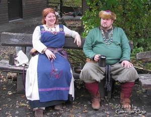 Erste Tuchfühlung auf Maekjas Hochzeit 1014